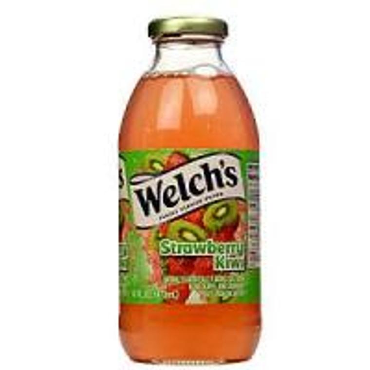 Welch's Strawberry & Kiwi 16 Oz