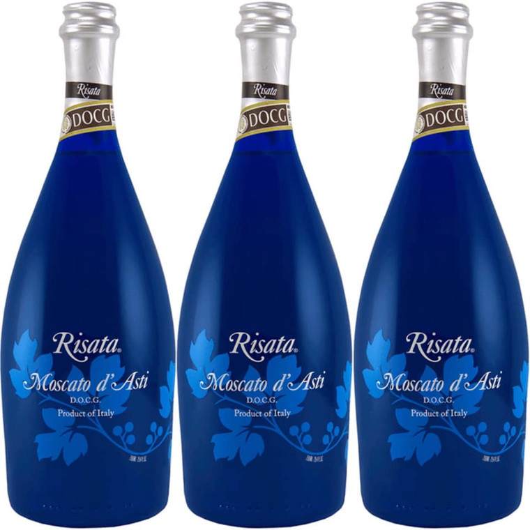 Risata Moscato Wine, 750mL
