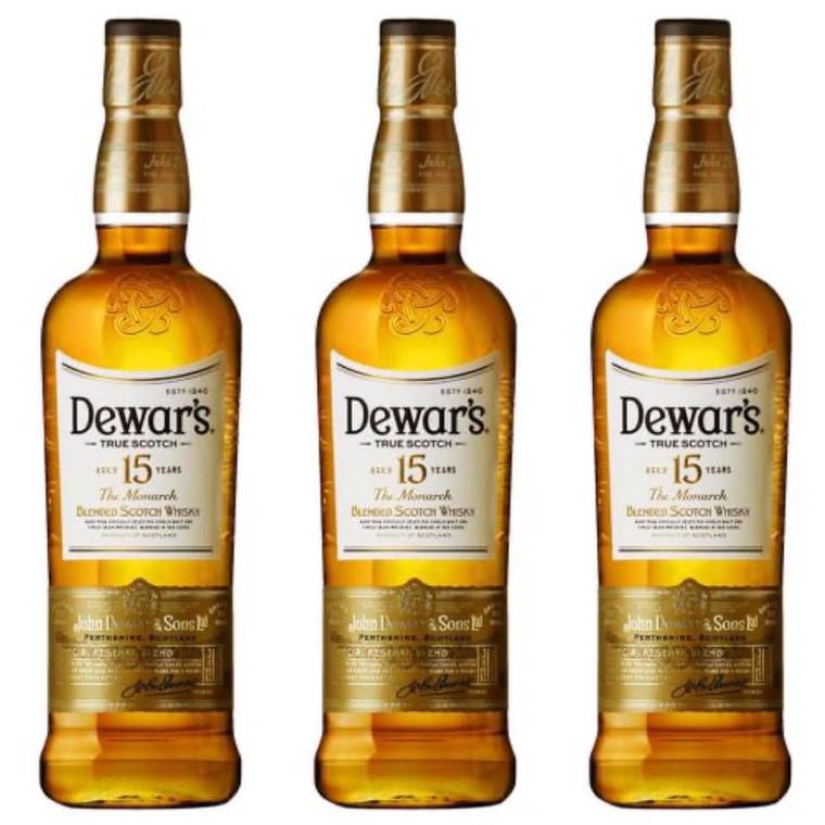 Dewar's 15 Yr Old Blended Scotch Whiskey 750 ml