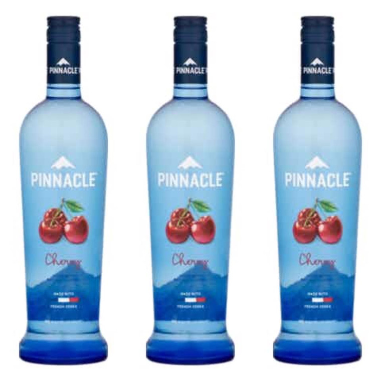 Pinnacle Cherry Flavored Vodka, 1.75 L