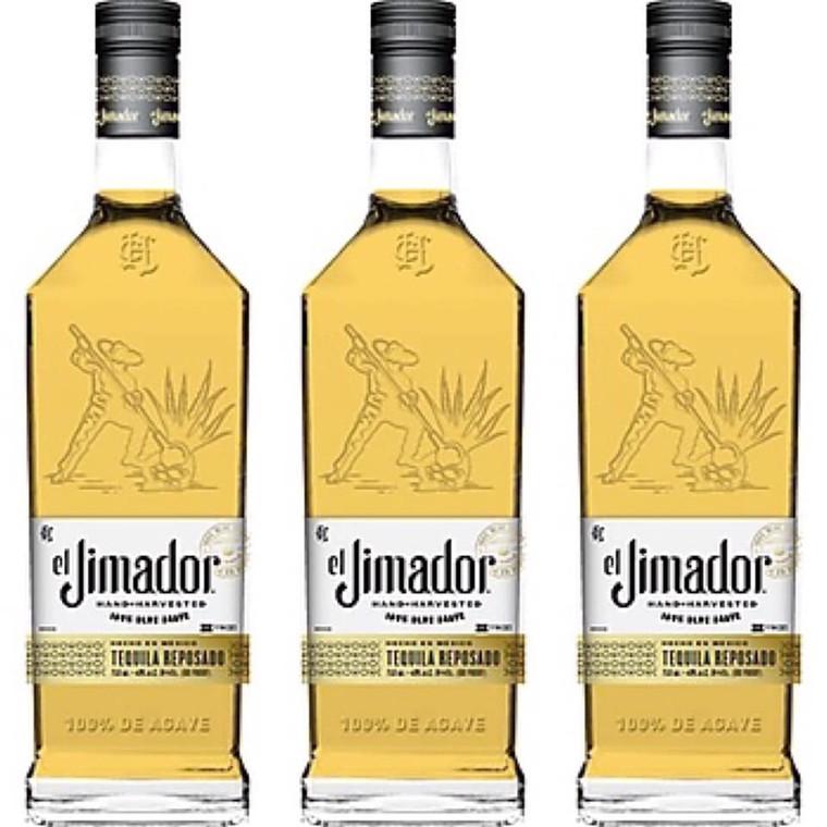 El Jimador Reposado Tequila 750 ml