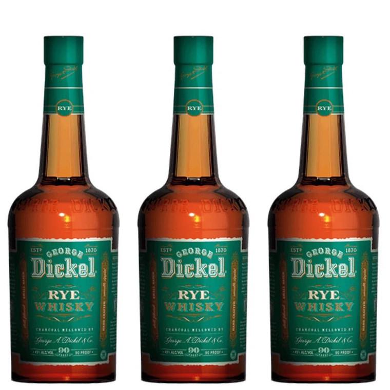 George Dickel Rye Whiskey 750 ml