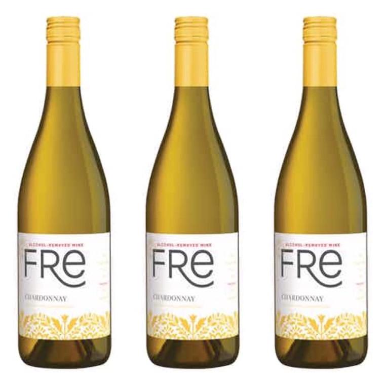 Sutter Home Fre Chardonnay Wine 750 ml