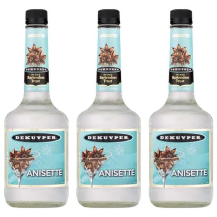 DeKuyper Anisette Liqueur 750 ml