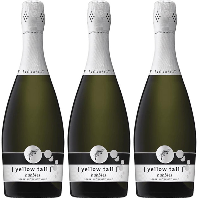 Yellow Tail Bubbles Sparkling White Wine - 750ml