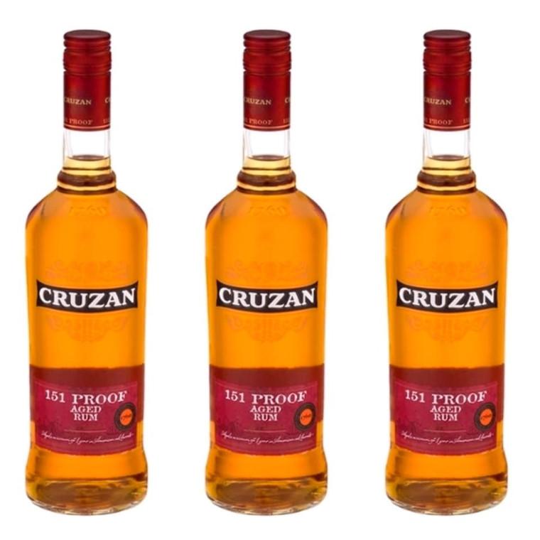 Cruzan 151 Rum, 750 ml