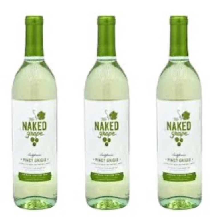 The Naked Grape Pinot Grigio Wine - 750mL