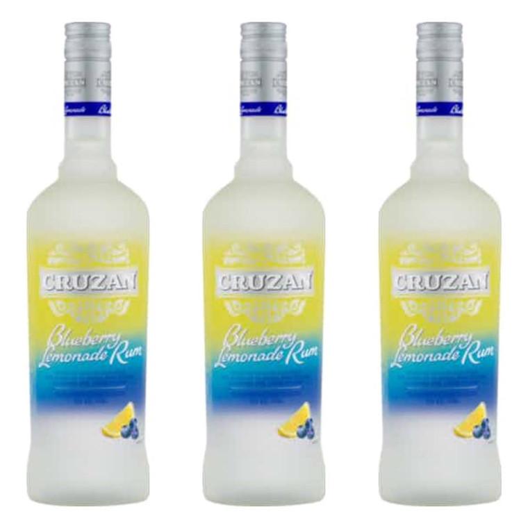 Cruzan Blueberry Lemonade Rum, 750 ml