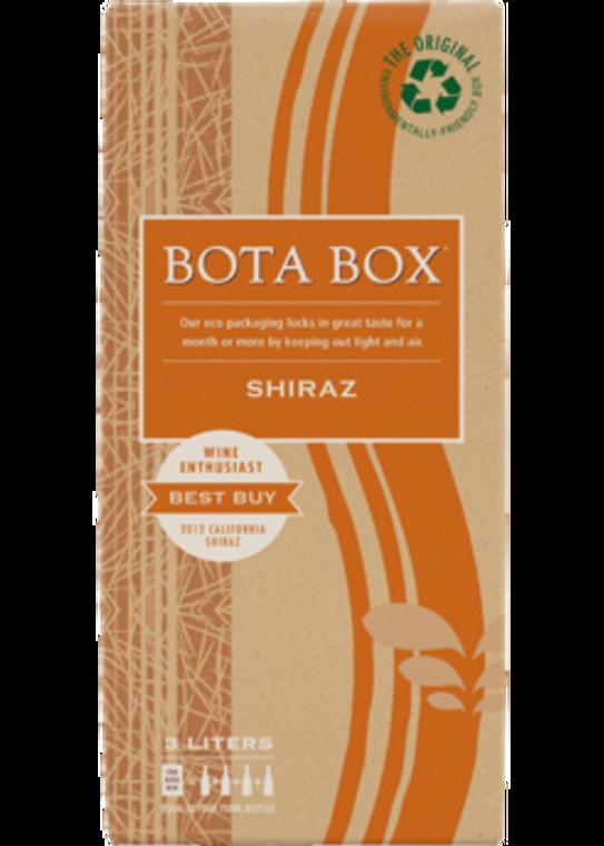 Bota Box Shiraz Wine 3 L