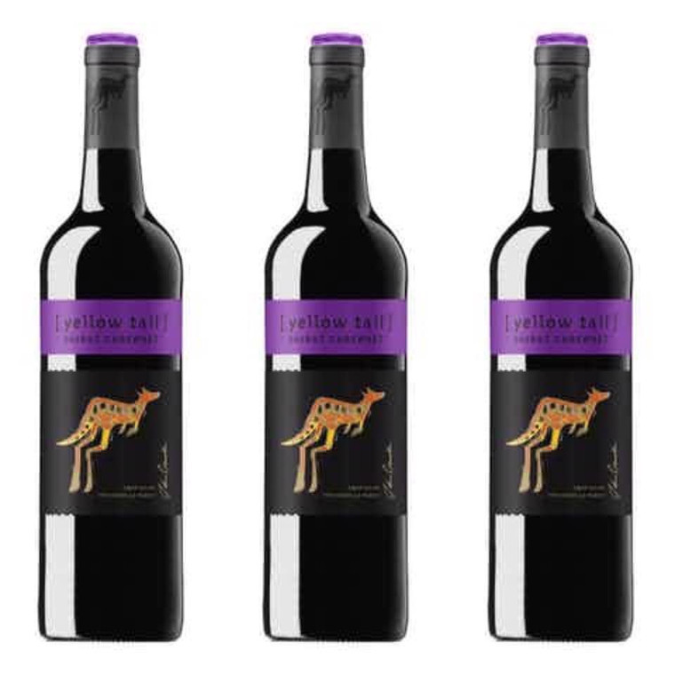 Yellow Tail Shiraz Cabernet 750 ml