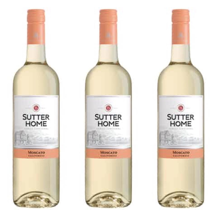 Sutter Home Moscato Wine 750ml