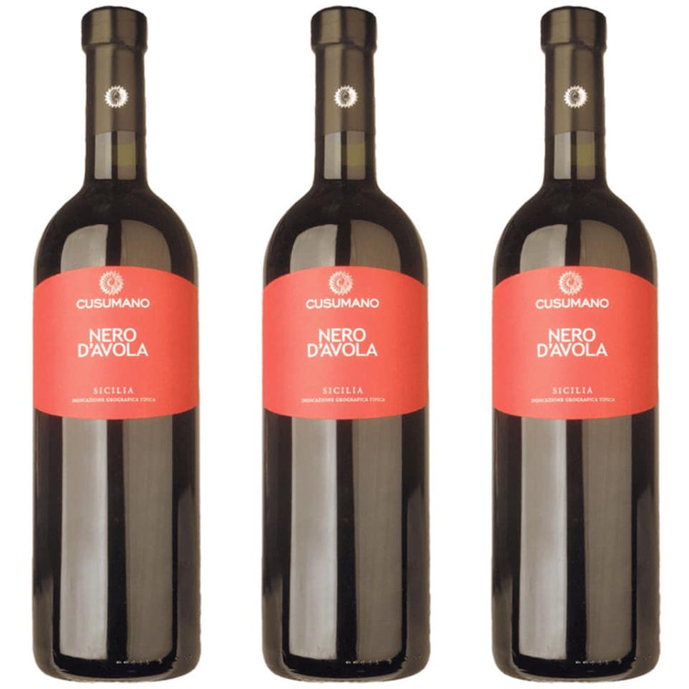 Cusumano - Nero d'Avola Sicilia Wine 750 ml