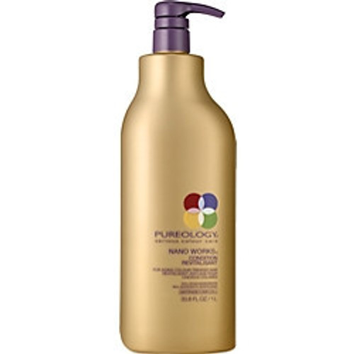 Pureology Nano Works Conditioner, 33.8 oz