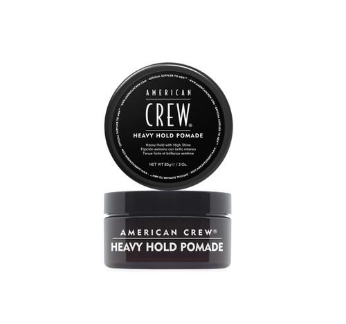 American Crew Heavy Hold Pomade, 3-oz