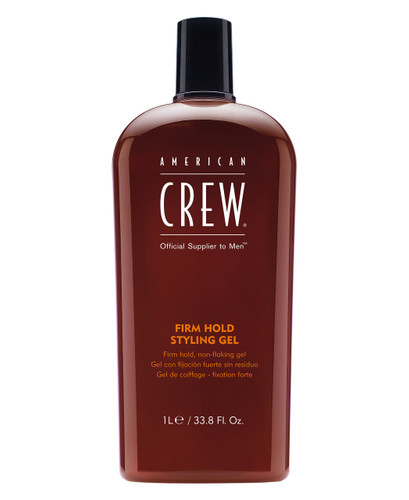 American Crew Firm Hold Styling Gel, 33.8oz