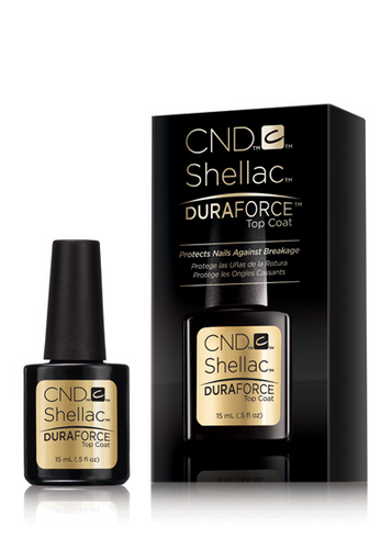 CND Shellac UV Top Coat .50oz