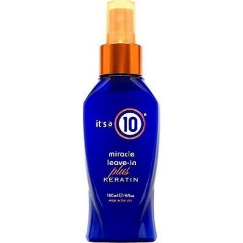 Miracle Leave-In Potion Plus Keratin Spray 4oz