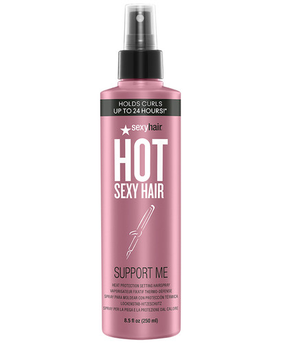 Sexy Hair Hot Sexy Hair Support Me, 8.5-oz
