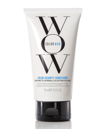 COLOR WOW Color Security Conditioner for Fine to Normal Hair, 2.5oz