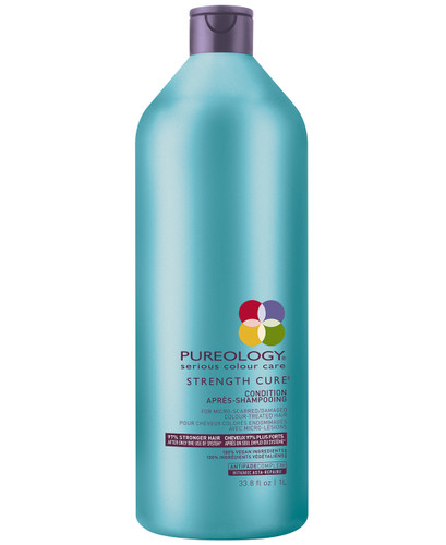 Pureology Strength Cure Conditioner, 33.8-oz