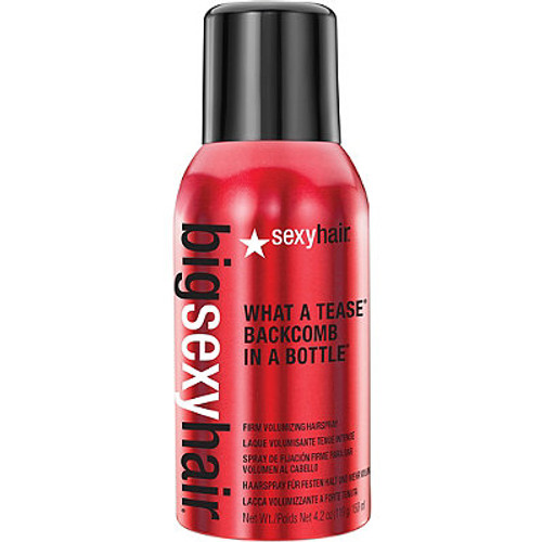 Sexy Hair Big Sexy Hair What A Tease Backcomb In A Bottle, 4.2-oz