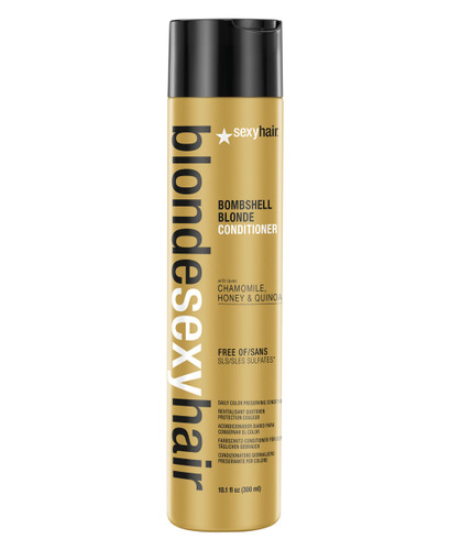 Blonde Sexy Hair Bombshell Blonde Daily Color Preserving Conditioner, 10.1 oz