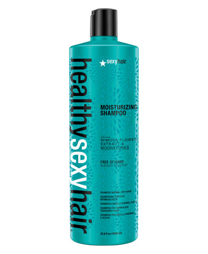 Healthy Sexy Hair Moisturizing Shampoo, 33.8oz