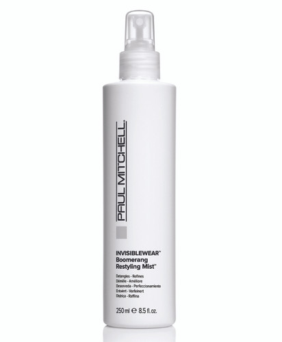 Paul Mitchell INVISIBLEWEAR Boomerang Restyling Mist, 8.5oz