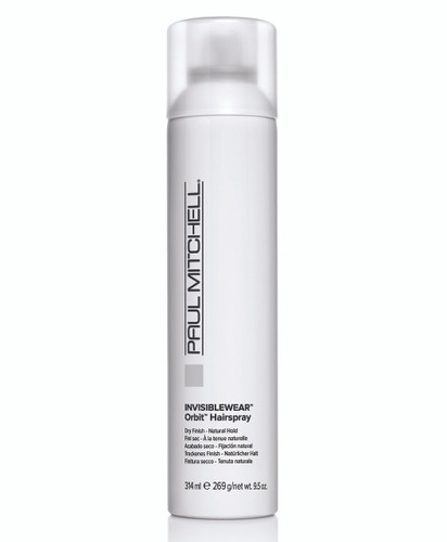 Paul Mitchell INVISIBLEWEAR Orbit Hairspray, 9.5oz