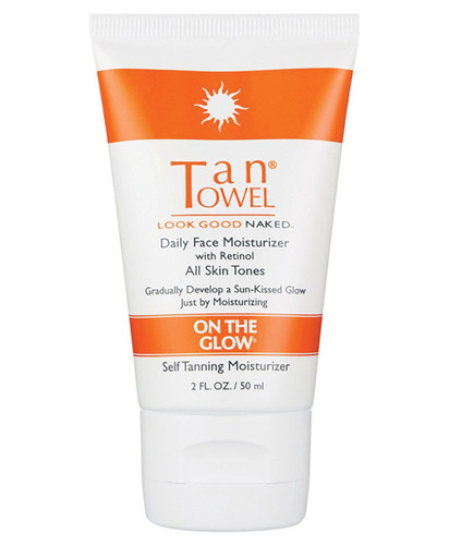 Tan Towel On The Glow, 2oz