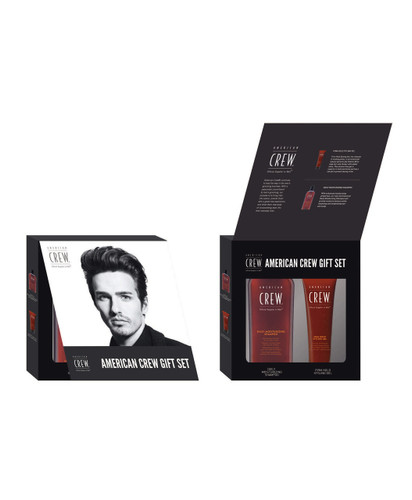 American Crew Firm Hold Styling Gel Holiday Gift Set