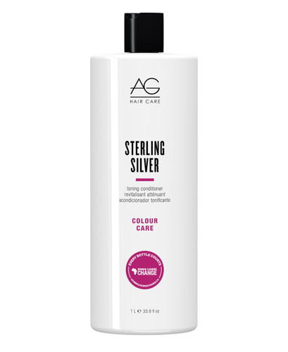 AG Hair Sterling Silver Toning Conditioner 33.8 oz