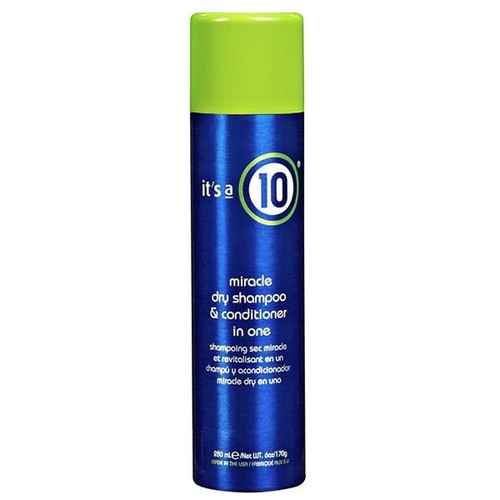 It's a 10 Miracle Dry Shampoo & Conditioner In One, 6-oz