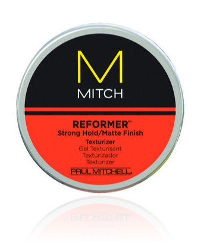 Mitch Reformer Strong Hold/Matte Finish Texturizing Hair Putty 3oz