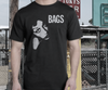 the Bags  band t shirt