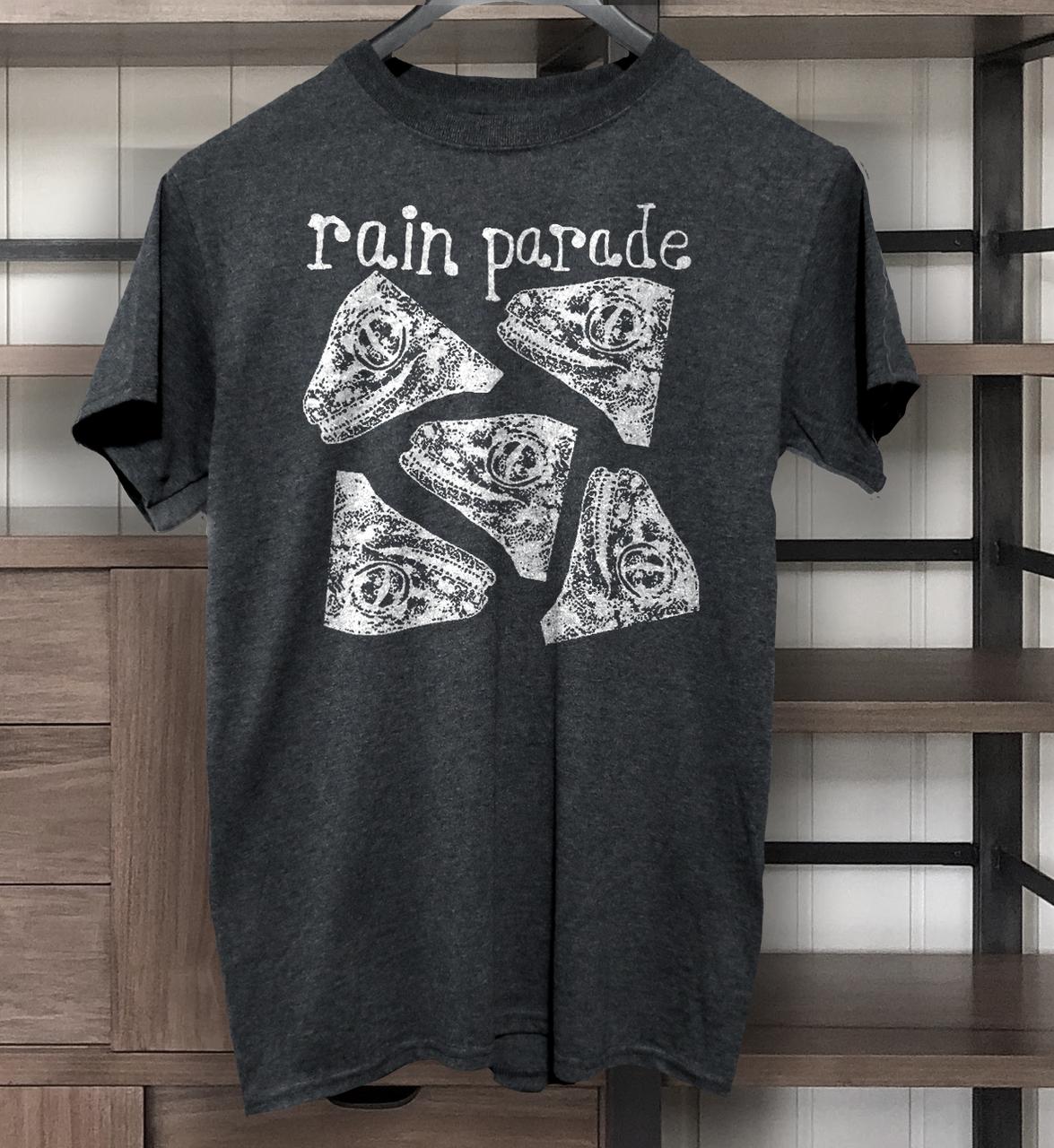 rain parade  band t shirt
