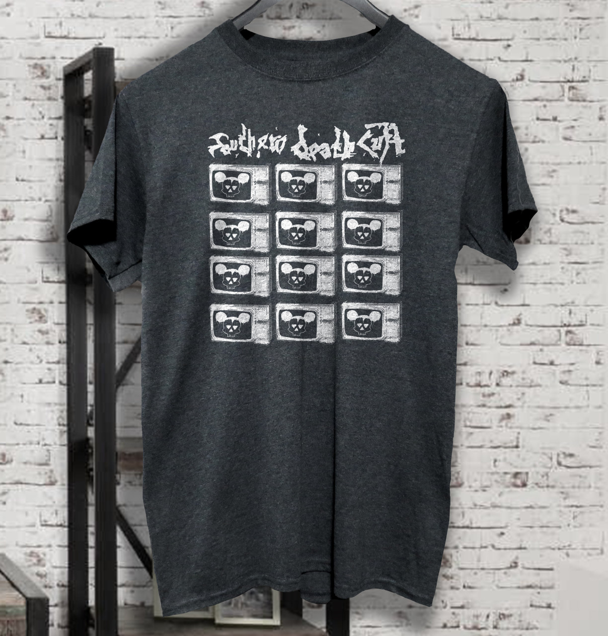 Southern Death Cult band  t shirt