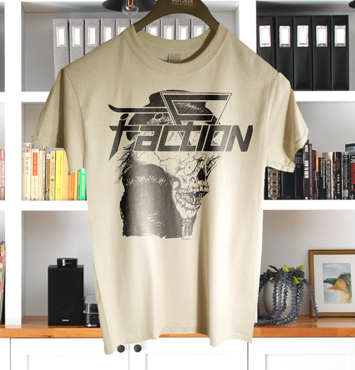 the faction band t shirt