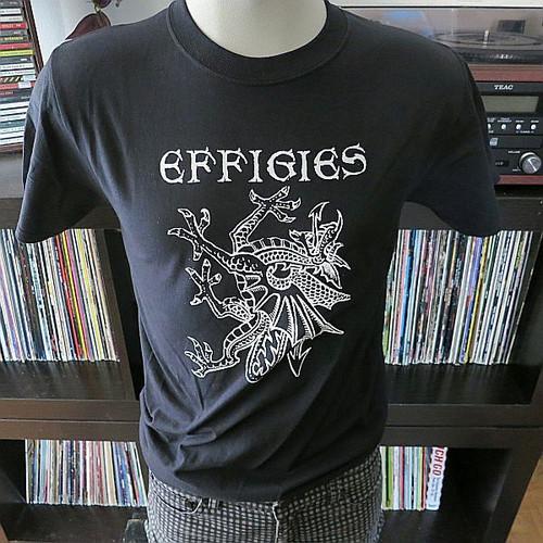the Effigies t shirt chicago punk