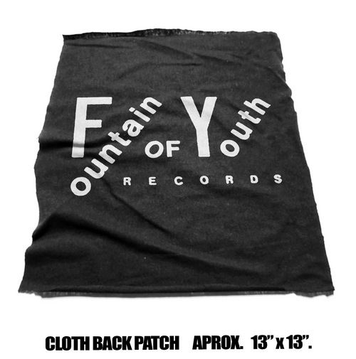 Fountain of Youth records t shirt DC punk