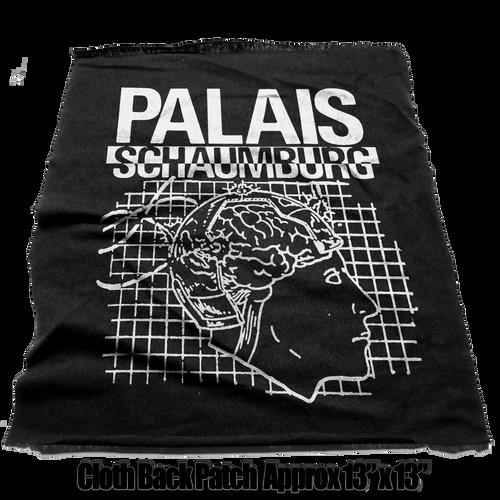 Palais Schaumburg band t shirt  German post punk  New Wave   Einstürzende Neubauten