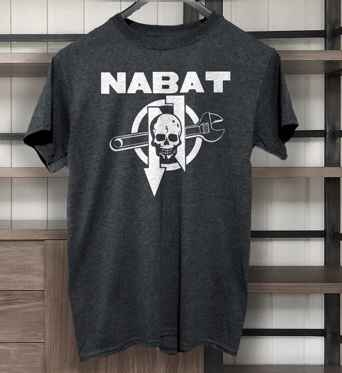 Nabat band t shirt punk hc