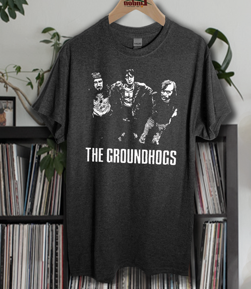 The Groundhogs band t shirt