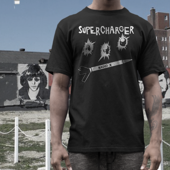 supercharger t shirt donnas super team gories