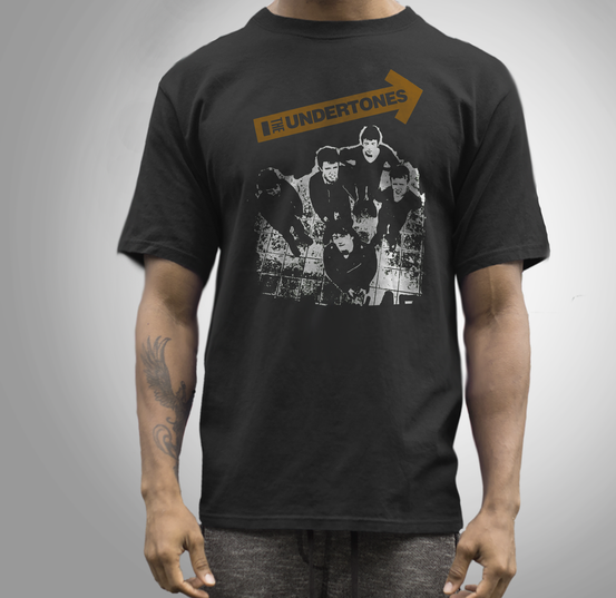 the Undertones band t shirt