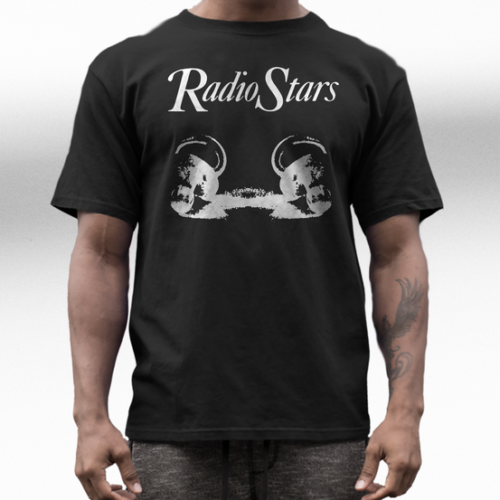 Radio stars band t shirt