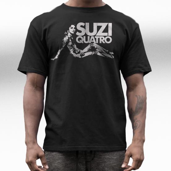 Suzi Quatro band t shirt