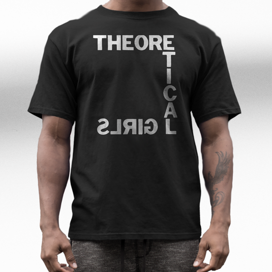 Theoretical Girls band t shirt