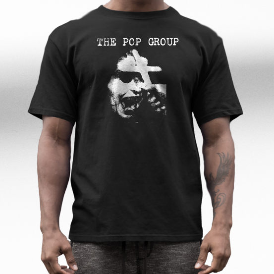 the pop group band t shirt