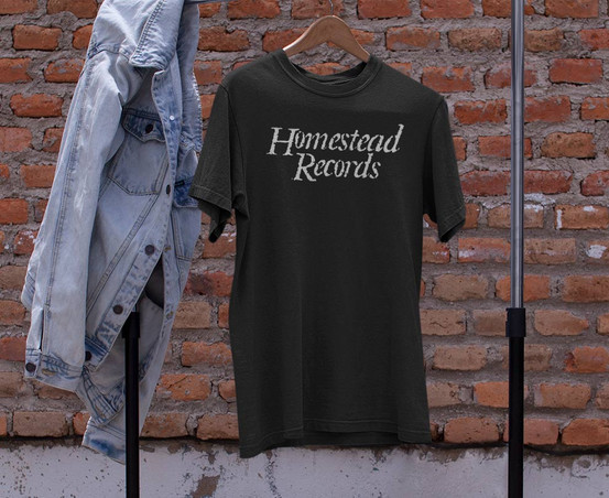 Homestead  records  t  shirt